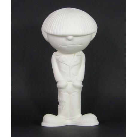 Le p'tit Ramoneur (couleur : blanc)